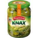 Hengstenberg Knax Gewürzgurken mild swett 720ml