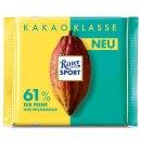 Ritter Sport Kakao Klasse 61% the fine