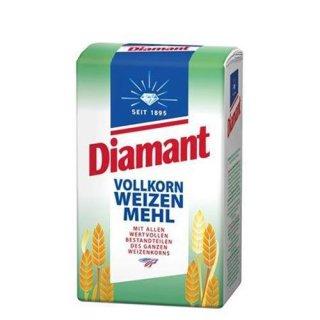 Diamant Weizenvollkornmehl
