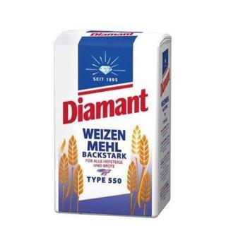 Diamant Wheat flour Type 550