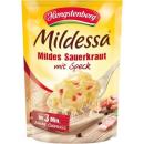 Hengstenberg Mildessa Weinsauerkraut mit Speck