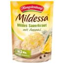 Hengstenberg Mildessa Mildes Sauerkraut mit Ananas