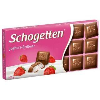 Schogetten Jogurt-Erdbeer