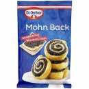 Dr. Oetker Mohnback ready to bake poppy seed filling 250g...