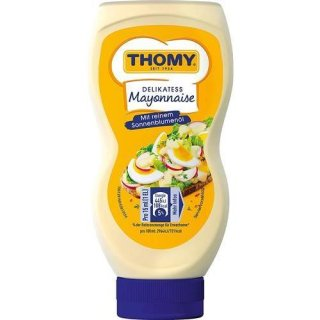 Thomy Delikatess-Mayonnaise 225ml
