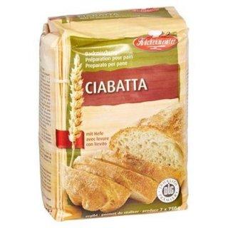 Küchenmeister Backmischung Ciabatta