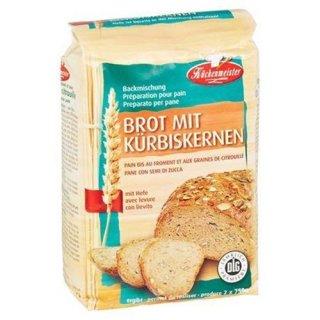 Küchenmeister Baking mix Pumpkin seed bread 1 kg pack