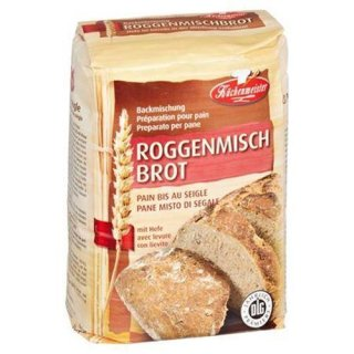 Küchenmeister Baking mix Rye bread 1 kg pack