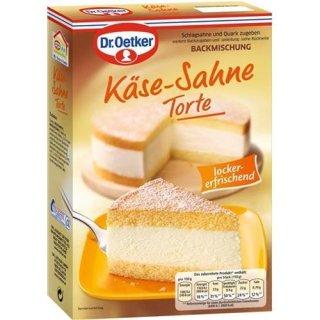 Dr. Oetker baking mix cheese cream cake 385 g