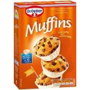 Dr. Oetker baking mix muffins with chocolate chips 370 g