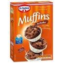 Dr. Oetker Muffins Schoko 335 g