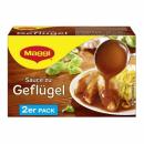 Maggi Delikatess Soße zu Geflügel