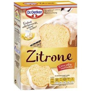 Dr. Oetker Zitronen Kuchen 485 g
