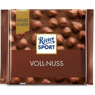 Ritter Sport full-nut