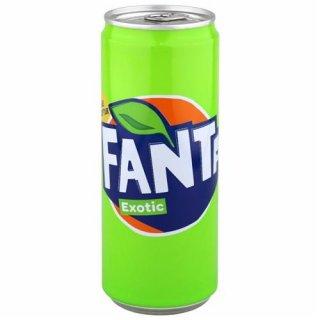 Fanta Exotic Dose 0,33