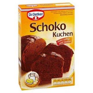 Dr. Oetker Kuchenmischung Schoko 480 g