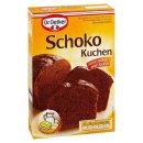 Dr. Oetker cake mix chocolate 480 g box