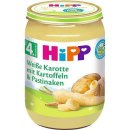 HiPP White carrot with potatoes and parsnips (190g)