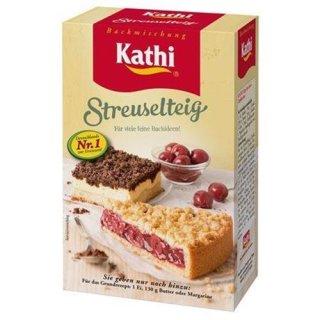 Kathi Grundteigmischung Streuselteig 420 g