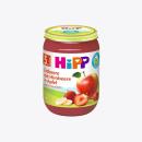 HiPP Erdbeere mit Himbeere in Apfel (190g)