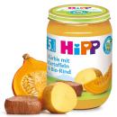 HiPP Kürbis mit Kartoffeln und Bio-Rind (190g)