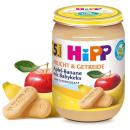 HiPP Frucht & Getreide Apfel-Banane mit Babykeks (190g)