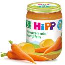 HiPP Karotten mit Kartoffeln (190g)