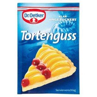 Dr. Oetker Tortenguss klar 3 Stück ‡ 12 g