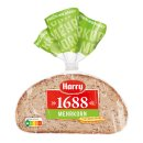 Harry 1688 multigrain bread cut 500 g bag