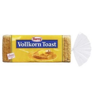 Harry CLASSIC VOLLKORN  TOAST 500g