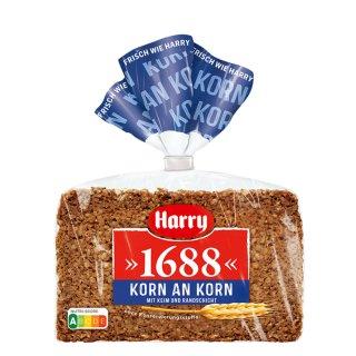 Harry Cut the whole grain, fresh wholemeal rye wholemeal bread 500 g bag
