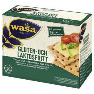 Wasa gluten and lactose free 275 g box
