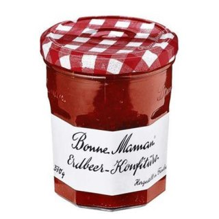 Bonne Maman Jam Strawberry creamy - 370 g