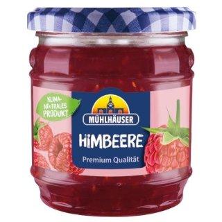 Mühlhäuser Extra Jam raspberry 450 g