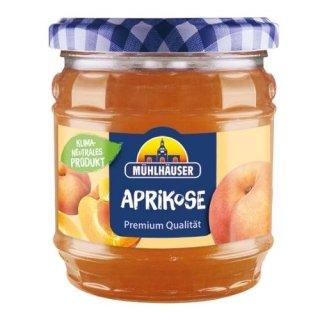Mühlhäuser Extra Jam apricot 450 g
