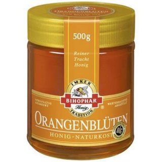 Bihophar Trachtenh. Orangenbluete fluessig 500G