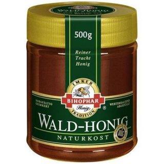 Bihophar Wald-Honig dickflüssig - 500 g