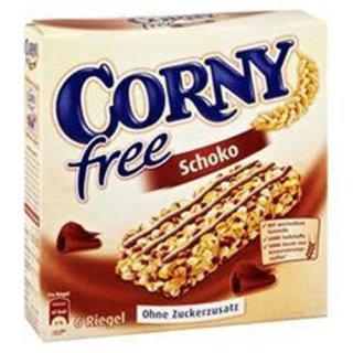 Corny cereal bar chocolate free