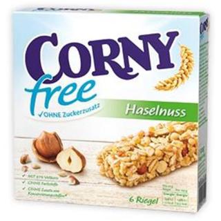 Corny Müsliriegel Haselnuss free