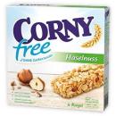 Corny cereal bar hazelnut free