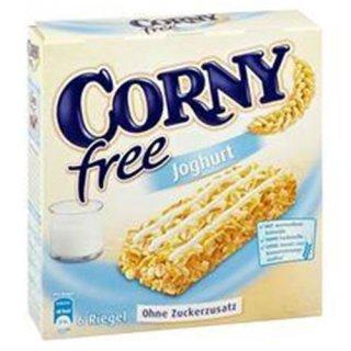 Corny cereal bar yoghurt free