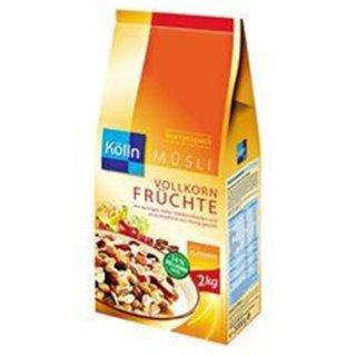 Kolln cereals fruits wholegrain 1.7kg
