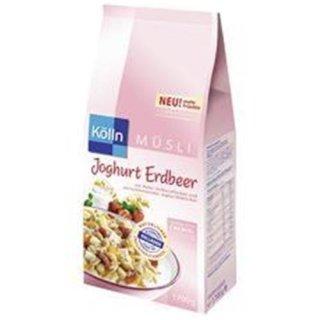 Kolln cereals yoghurt strawberry 1,7kg