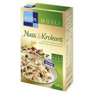 Kolln cereals nut & brittle