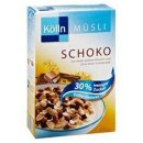 Kolln cereals chocolate 30% less sugar