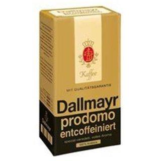 Dallmayr Prodomo decaffeinated 500g