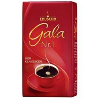 Gala Kaffee Nr. 1 - Der Klassiker 500g