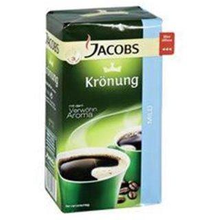 Jacobs Coronation Mild 500g