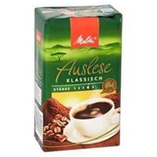 Melitta Cafe Auslese 500g