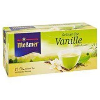 Messmer Green Tea Vanilla